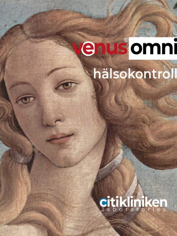 Venus Omni Hälskontroll