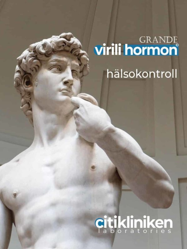 virili hormon grande hälsokontroll
